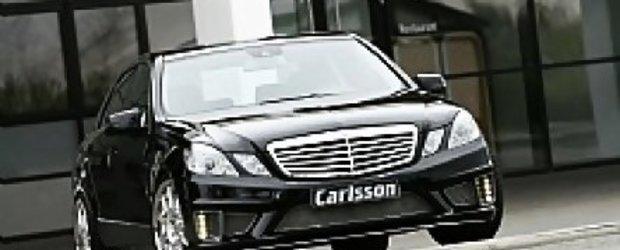 Update Foto: Mercedes E-Class by Carlsson