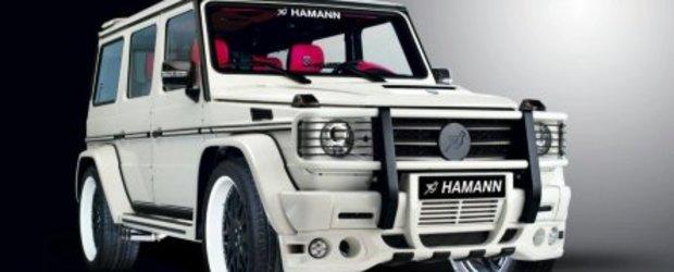 Update Foto: Mercedes G55 AMG tunat de Hamann