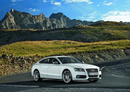 Update Foto: Noul Audi S5 Sportback