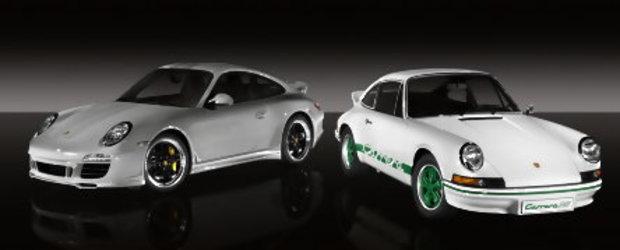 Update Foto: Porsche 911 Sport Classic - Doar 250 exemplare