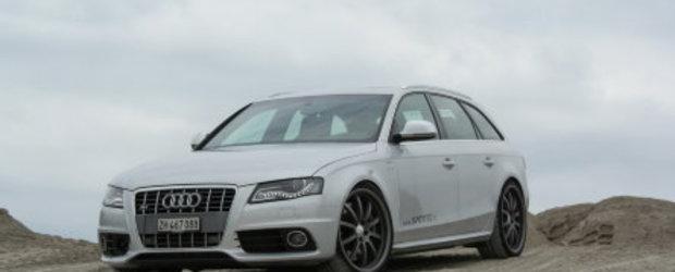 Update Foto: Sportec modifica noul Audi S4 Avant
