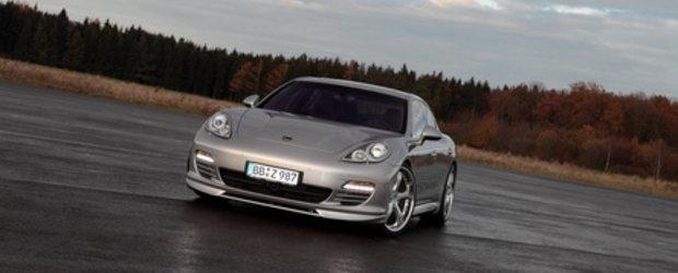 Update Foto: Un Porsche Panamera in stilul TechArt