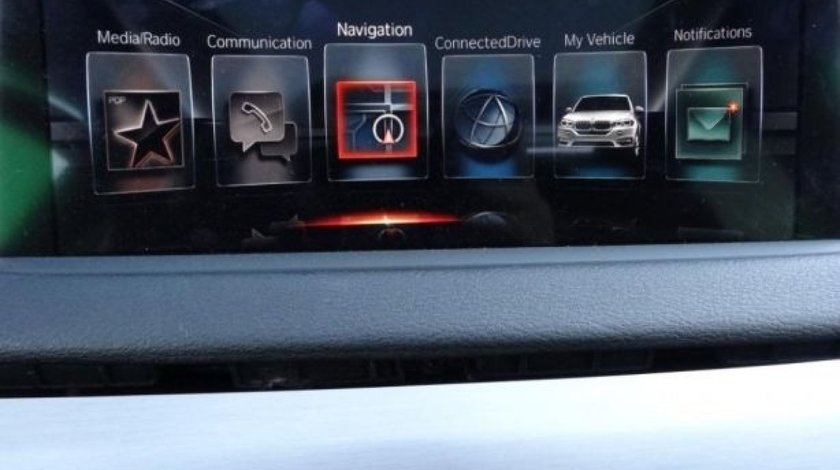 Update Harta Navigatie BMW EVO 2017 2018 Serie 7 G11 G12 I8
