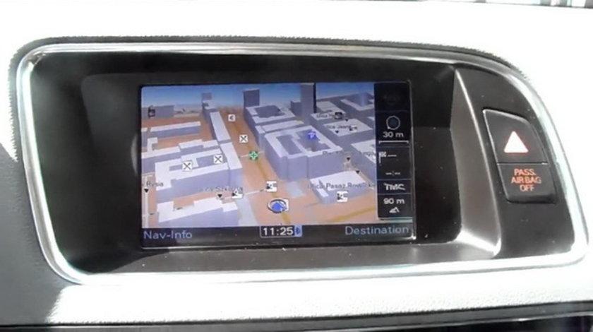Update harti navigatie Audi MMI 3G DVD 3G HDD 3G PLUS 2020/2021