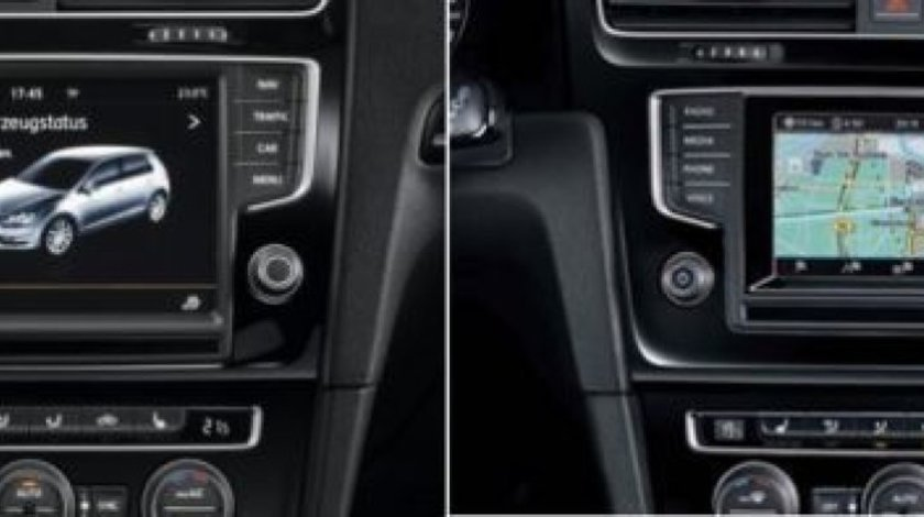 Update Harti SD VW Golf 7 Passat CC DISCOVER MEDIA PRO MIB 2020/2021