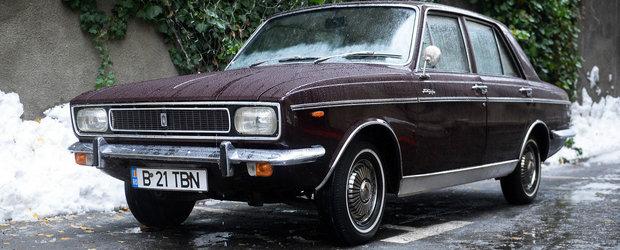 UPDATE! Masina lui Nicolae Ceausescu poate fi a ta pentru doar 4000 de Euro