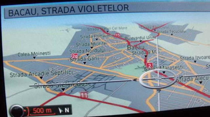 Update navigatie BMW SERIA 5 F10 F11  Premium CIC Europa + Romania