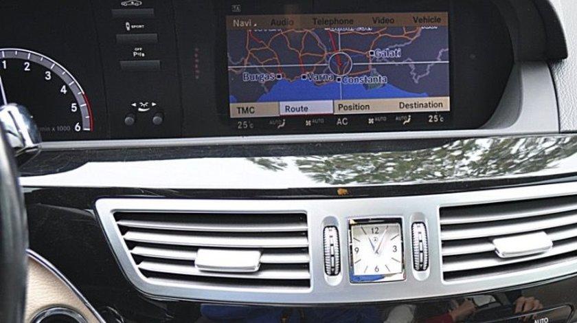 Update navigatie MERCEDES Comand APS NTG3.5 S CL Europa Romania 2019