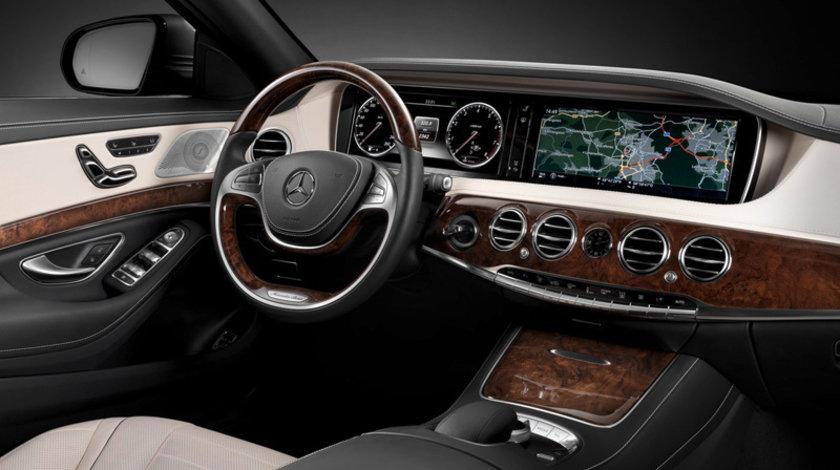 Update Navigatie Mercedes NTG 5.0 S Classe W222 V.14 EU + RO 2020