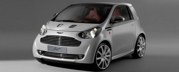 Urban Lifestyle: Aston Martin Cygnet by Project Kahn