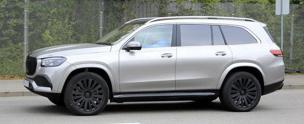 Urmatoarea masina care va purta sigla Mercedes-Maybach a fost surprinsa in teste complet necamuflata. POZE REALE