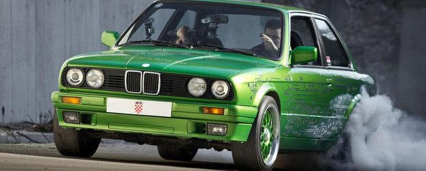 Urmatorul BMW E30 este cel mai rapid automobil electric din lume