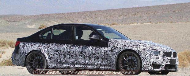 Urmatorul BMW M3 se anunta mai usor si mai energic decat predecesorul sau