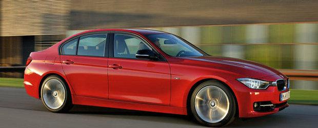 Urmatorul BMW Seria 3 ar putea fi construit in Mexic
