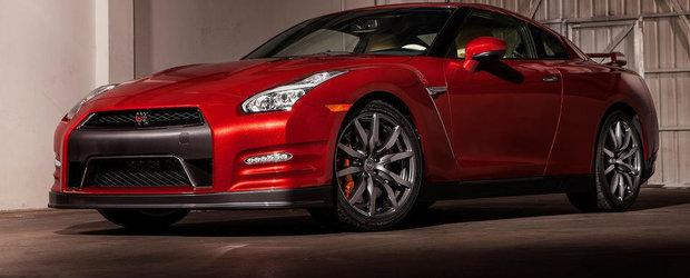 Urmatorul Nissan GT-R ar putea oferi peste 800 de cai putere