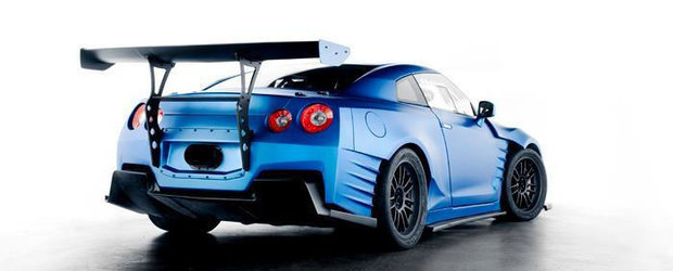 Urmatorul Nissan GT-R isi anunta prezenta in Fast and Furious 6!