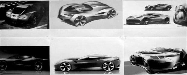 Urmatorul video ne dezvaluie cum ar putea arata noul Chevrolet Corvette C7