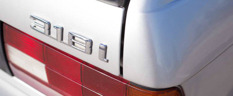 Ursul cu motor de M3 si sigla 318i e ceea ce numim noi sleeper-ul perfect. POZE REALE