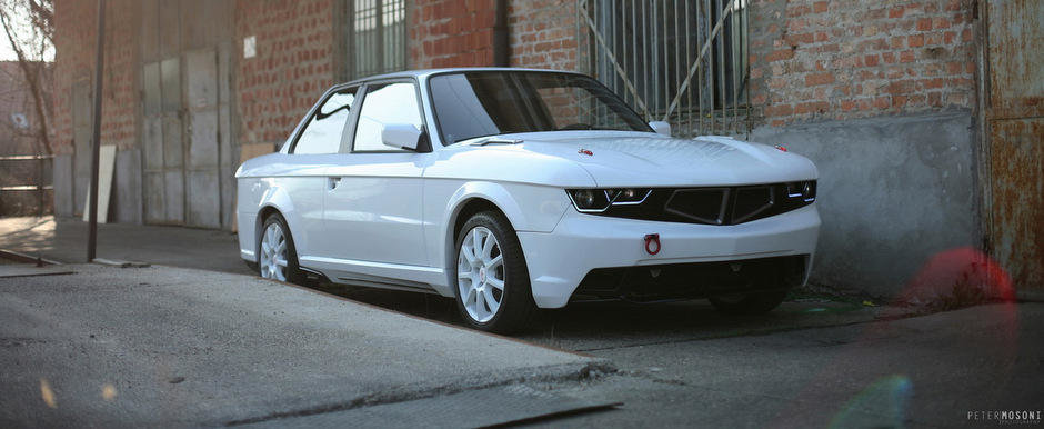 Ursul La A Doua Tinerete Tuning Inedit Pentru BMW E30