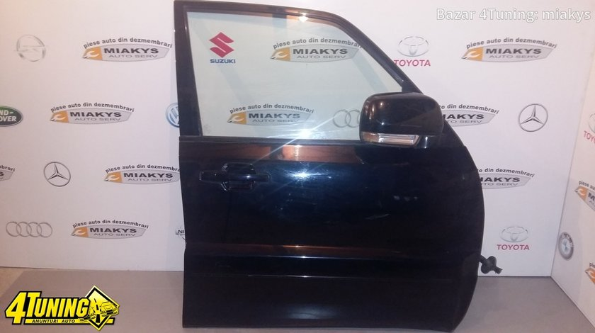 Usa dr fata Mitsubishi Pajero 4 2008-2011