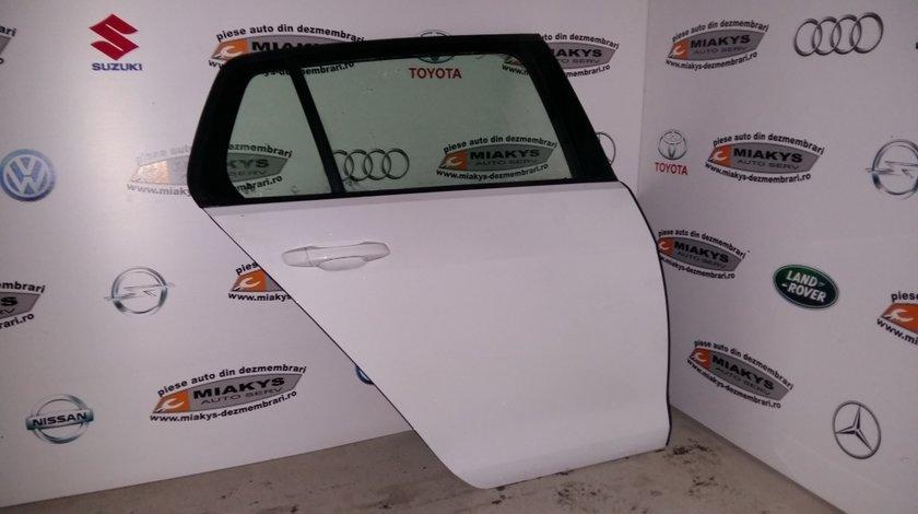 Usa dr.spate VW Golf 7 2014