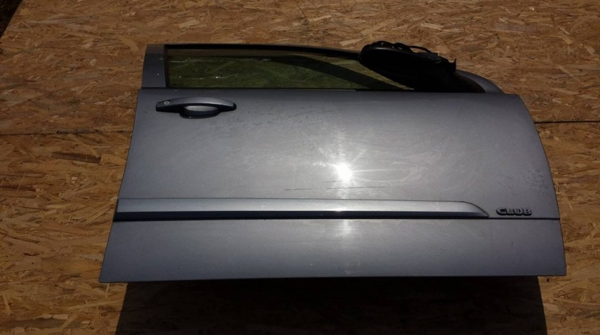 Usa dreapta fata culoare gri inchis opel astra h