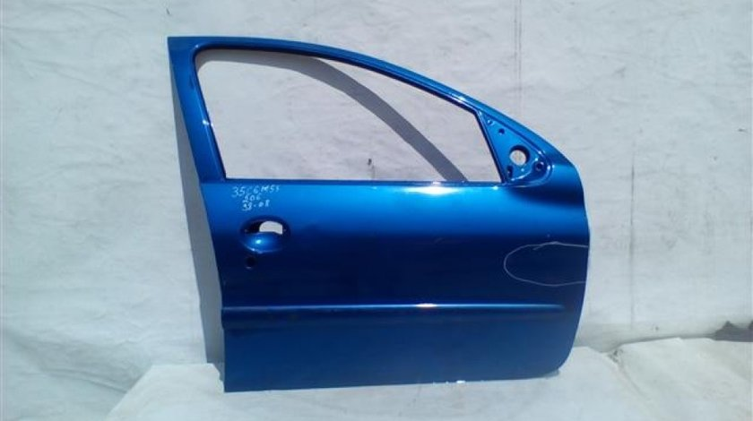 Usa dreapta fata Peugeot 206 An 1998-2008