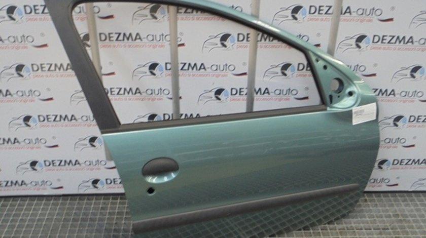 Usa dreapta fata, Peugeot 206 SW (2E/K)