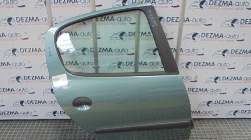 Usa dreapta spate, Peugeot 206 hatchback (2A) (id:265061)