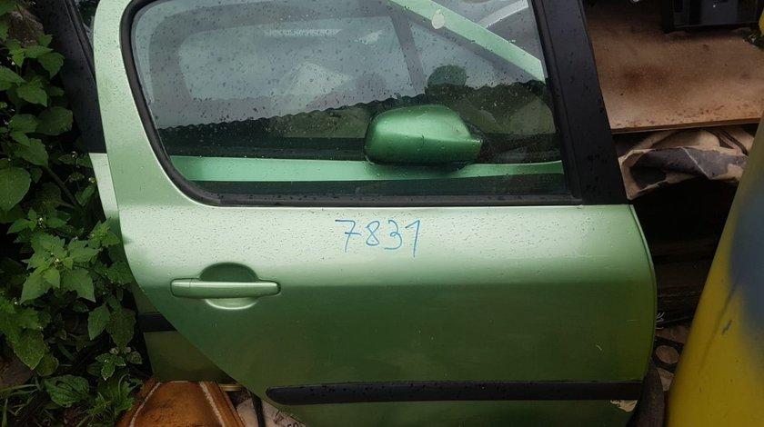 Usa dreapta spate Peugeot 307
