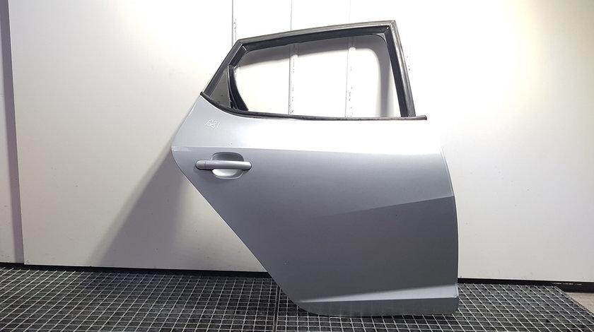 Usa dreapta spate, Seat Ibiza 5 (6J) [Fabr 2008-2017]