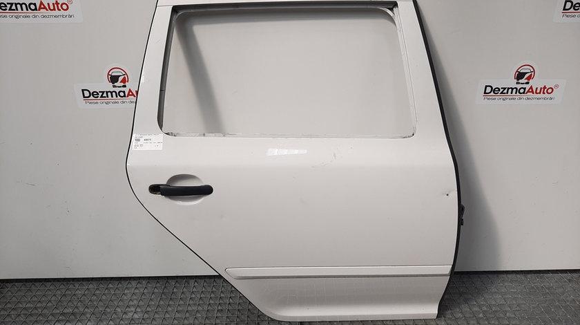 Usa dreapta spate, Skoda Octavia 2 Combi (1Z5) [Fabr 2004-2013] (id:430573)