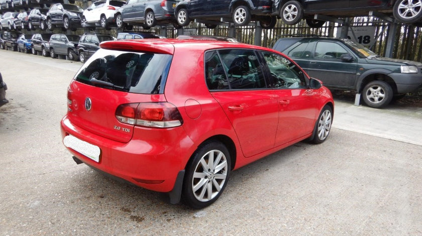 Usa dreapta spate Volkswagen Golf 6 2010 Hatchback 2.0 GT