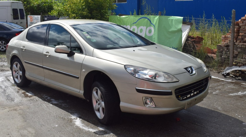 Usa fata dreapta Peugeot 407 2009 578