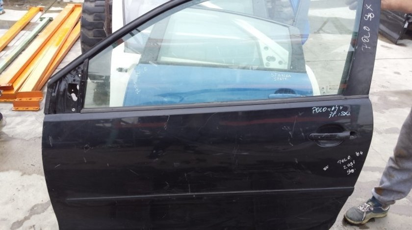 Usa Fata Stanga Volkswagen POLO IV (Typ 6Q/9N/9N3; 2002–2009) oricare 2 usi Coupe