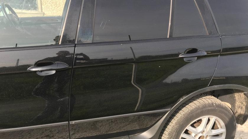Usa/ portiera stanga spate bmw X5 e53 Facelift
