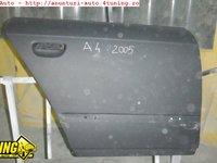 USA SPATE DR AUDI A4 AN 2005