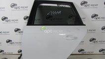 Usa spate stanga Audi A4 8K B8 Avant alba cu geam ...