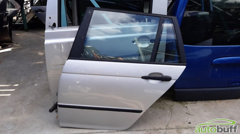 Usa Spate Stanga BMW Seria 3 (E46; 1997–2006) break break gri
