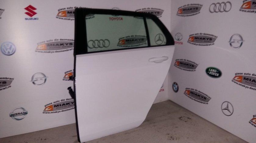 Usa st.spate VW Golf 7 2014