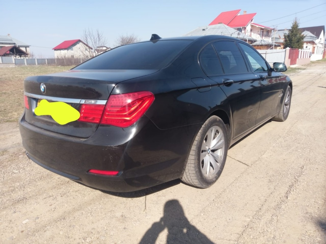 Usa stanga fata BMW F01 2009 berlina 730d 3.0 d