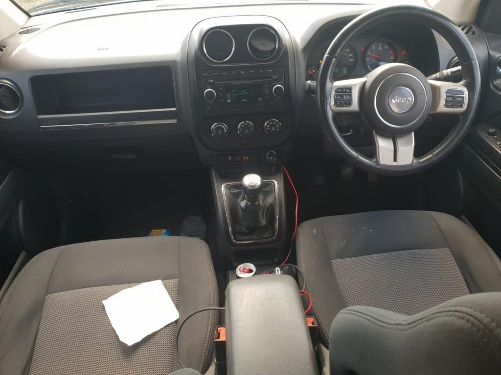 Usa stanga fata Jeep Compass 2011 facelift 2.2 crd om651