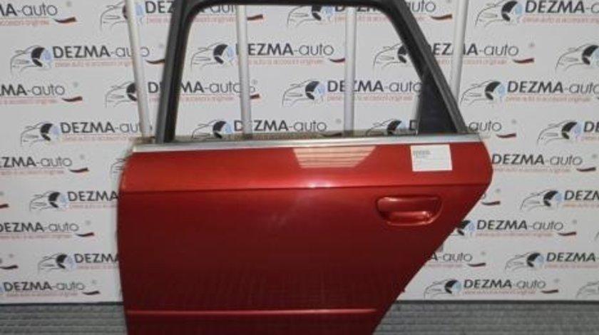 Usa stanga spate, Audi A4 Avant