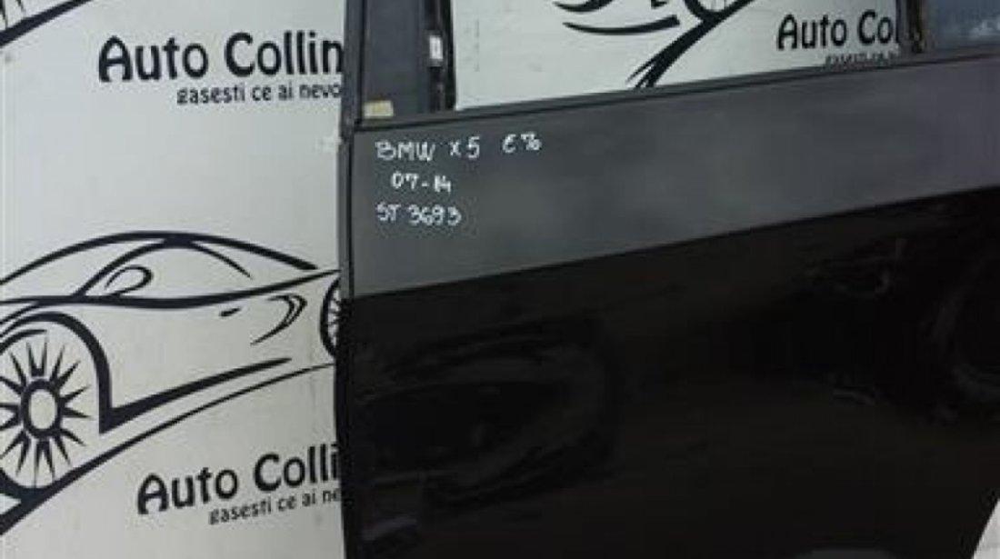 Usa stanga spate BMW X5 E70 An 2007-2014 cod 70115312C/707AG18310