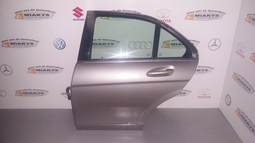 Usa stanga spate Mercedes C-class W204