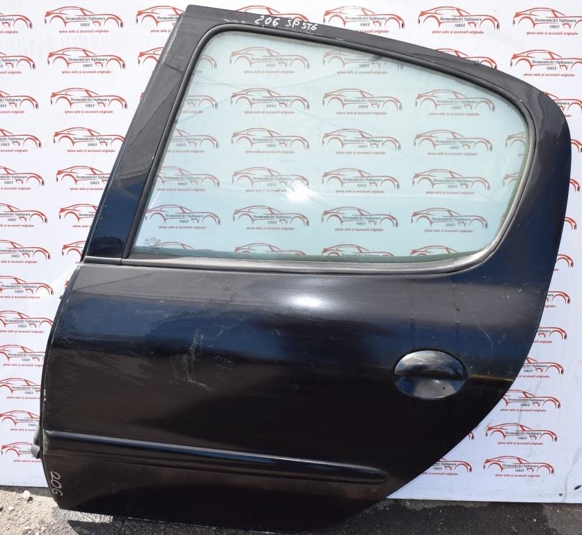 Usa stanga spate Peugeot 206 (5usi)