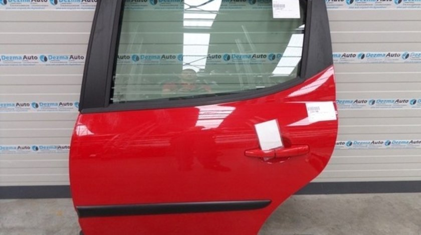 Usa stanga spate Peugeot 207 Van