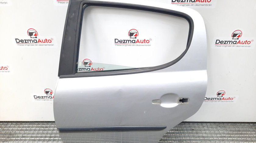 Usa stanga spate, Peugeot 207 (WA) [Fabr 2006-2012] (id:448314)
