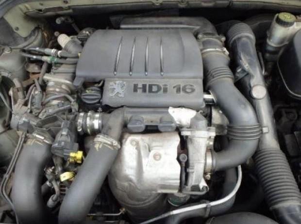 Usa stanga spate Peugeot 407 2006 Break 1.6 HDI
