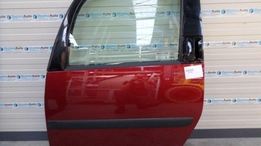 Usa stanga spate Skoda Roomster (5J)